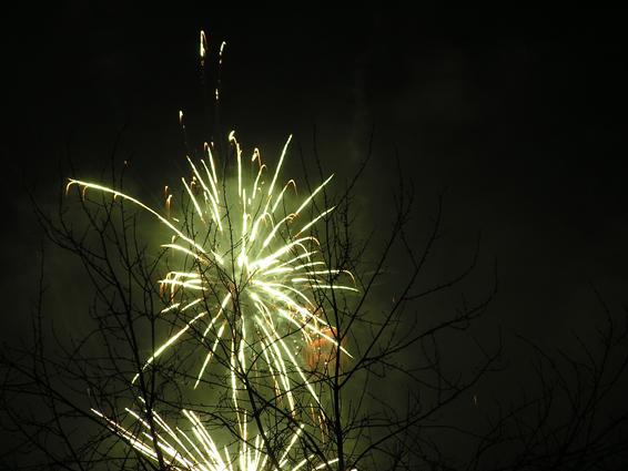 Nachtbild 006: Silvester 2003